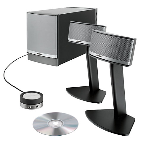 Buy Bose® Companion 5 Multimedia Speaker System, Series 2 Online at johnlewis.com