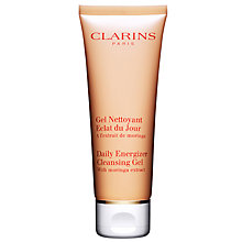 Buy Clarins Daily Energizer Cleansing Gel, 75ml Online at johnlewis.com