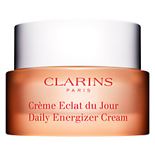 Buy Clarins Daily Energizer Cream, 30ml Online at johnlewis.com