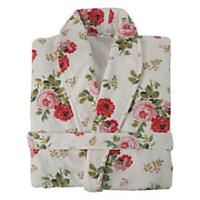 Buy Cath Kidston Antique Rose Bath Robe Online at johnlewis.com