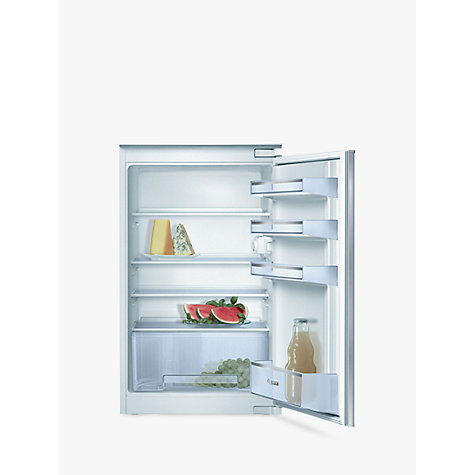 Buy Bosch KIR18V20GB Integrated Larder Fridge, A+ Energy Rating, 55cm Wide Online at johnlewis.com