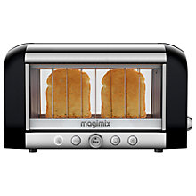 Buy Magimix 2-Slice Vision Toaster Online at johnlewis.com