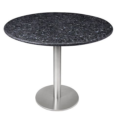 Buy HND Ingrid 2 Seater Granite Dining Table Online at johnlewis.com