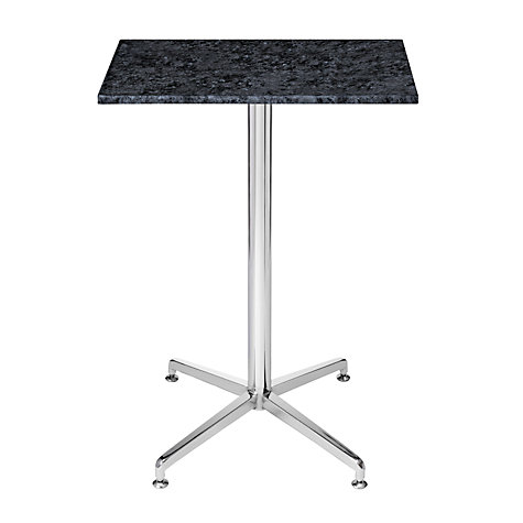 Buy HND Brigitte Granite Bar Tables, H93.5 x W60 x D60cm Online at johnlewis.com