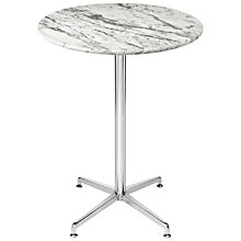 Buy HND Brigitte Marble Bar Tables, Carrara Online at johnlewis.com