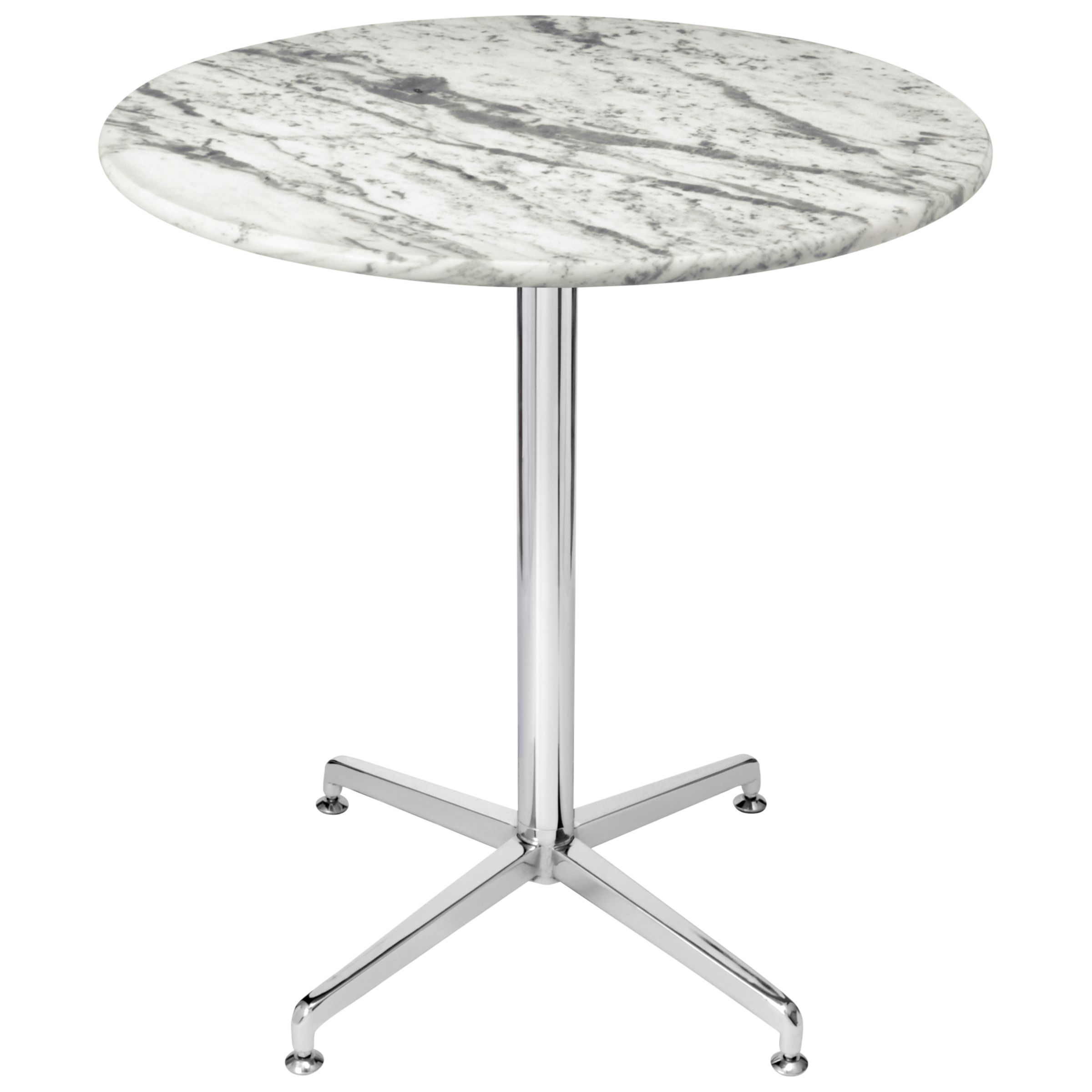 HND HND Brigitte 4 Seater Marble Dining Table