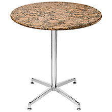Buy HND Brigitte Granite Bar Table H75.5cm Online at johnlewis.com