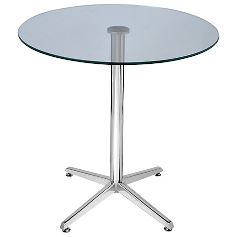 Buy HND Brigitte 4 Seater Glass Dining Table Online at johnlewis.com
