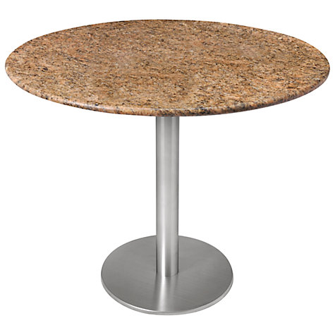 Buy HND Ingrid 4 Seater Granite Dining Table Online at johnlewis.com