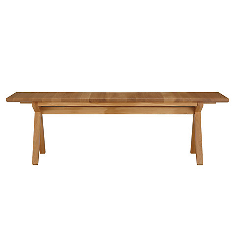 Buy Bethan Gray for John Lewis Noah Large Bench Online at johnlewis.com
