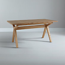 Buy Bethan Gray for John Lewis Noah 4-6 Seater Extending Dining Table Online at johnlewis.com