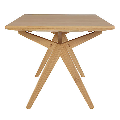 Buy Bethan Gray for John Lewis Noah 4-8 Seater Extending Dining Table Online at johnlewis.com