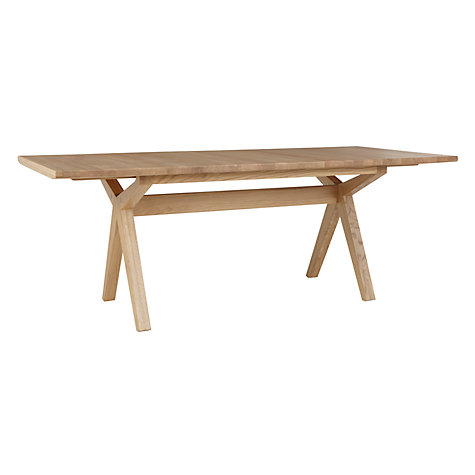 Buy Bethan Gray for John Lewis Noah 6-8 Seater Extending Dining Table Online at johnlewis.com