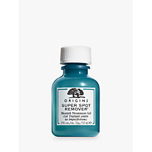 Buy Origins Super Spot Remover™ Blemish Treatment Gel Online at johnlewis.com