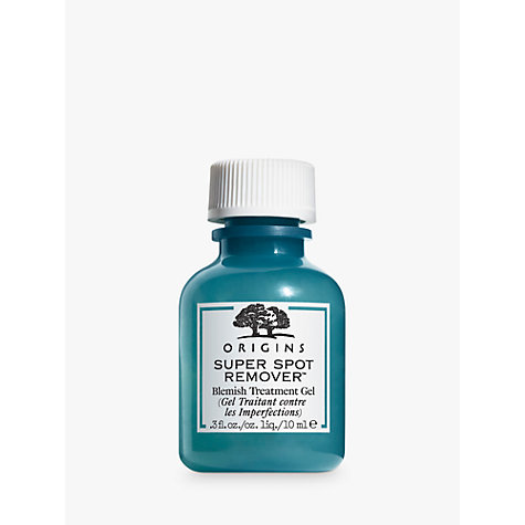 Buy Origins Super Spot Remover™ Blemish Treatment Gel, 10ml Online at johnlewis.com