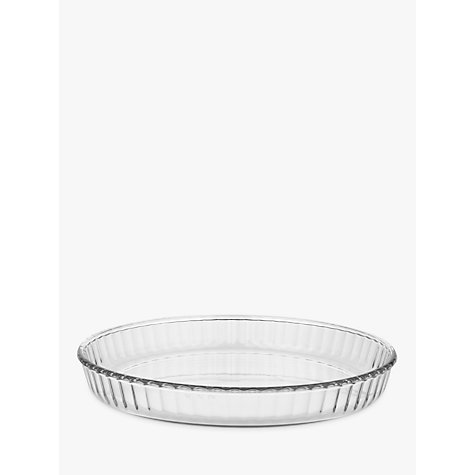 Buy Pyrex Fluted Flan/Quiche Dish, Dia.24cm Online at johnlewis.com