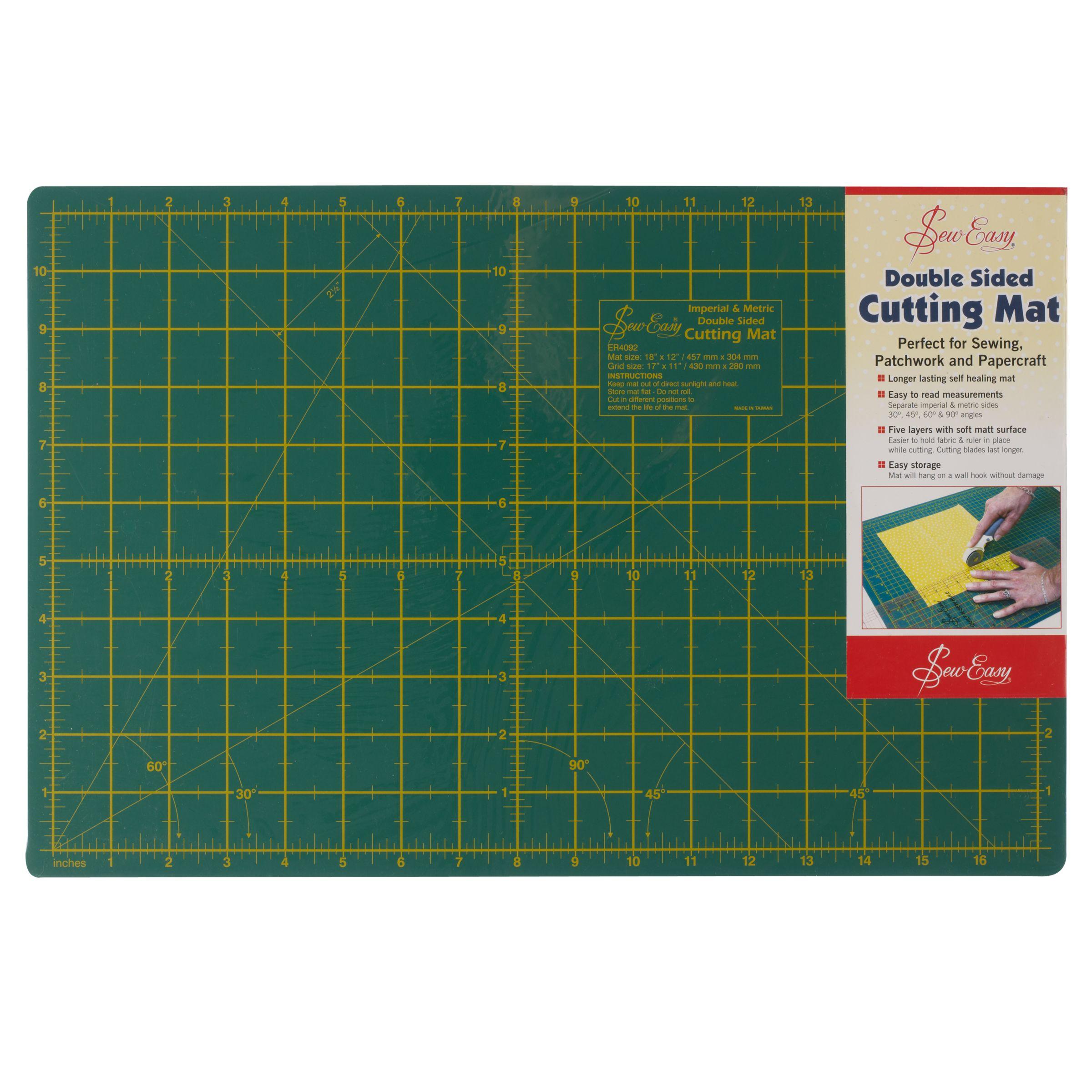 Sew Easy Sew Easy Cutting Mat, 45 x 30cm