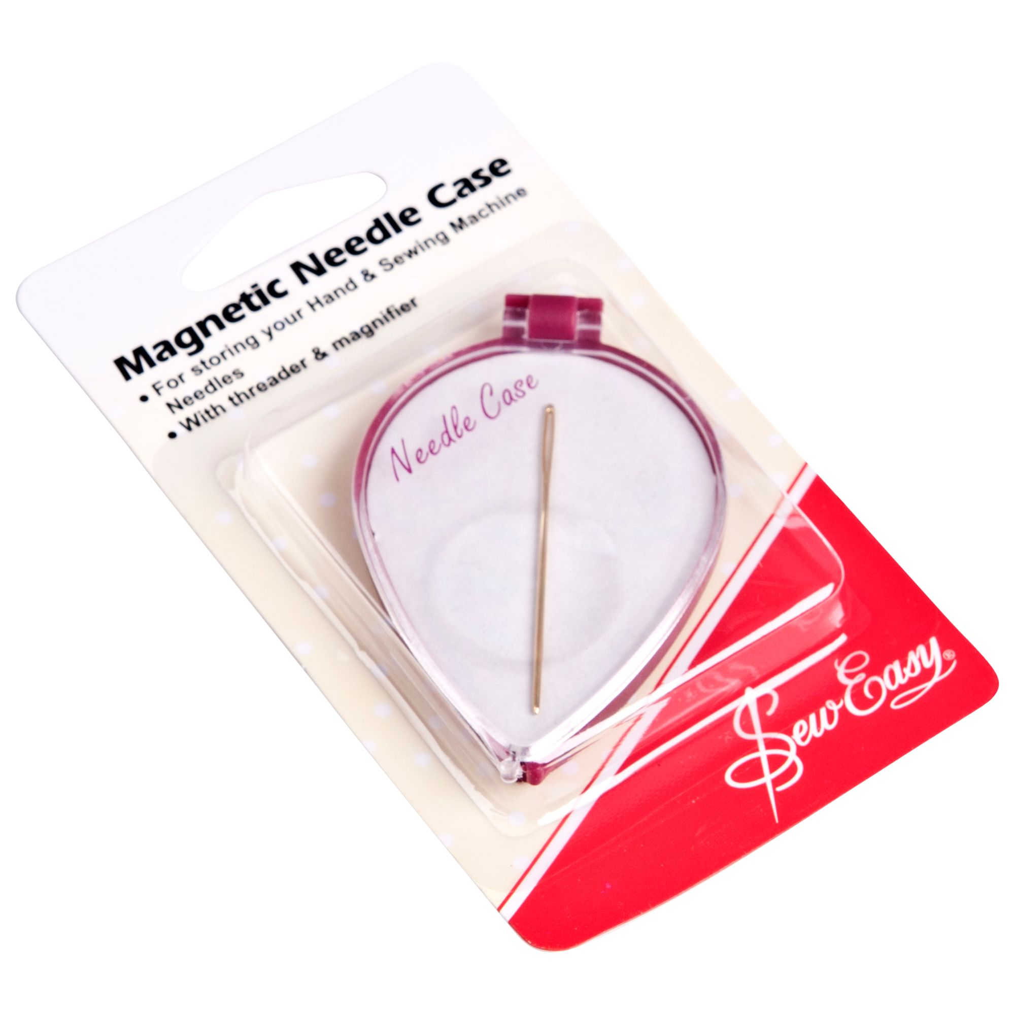 Sew Easy Sew Easy Magnetic Needle Case