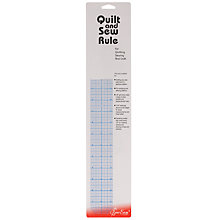 Buy Sew Easy Quilt And Sew Rule Online at johnlewis.com