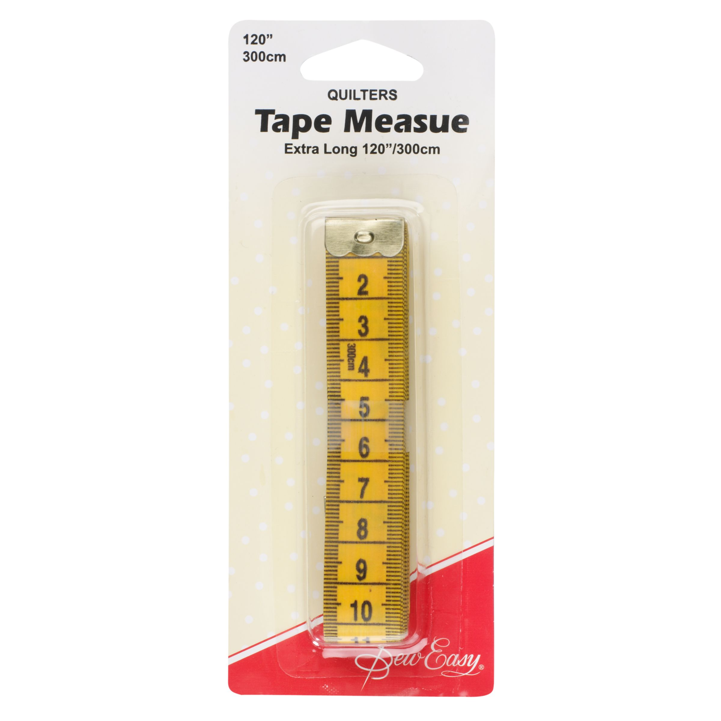 Sew Easy Sew Easy Quilter's Tape Measure