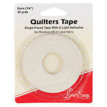Buy Sew Easy Quilters' Tape Online at johnlewis.com