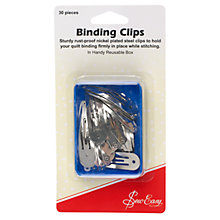 Buy Sew Easy Binding Clips Online at johnlewis.com