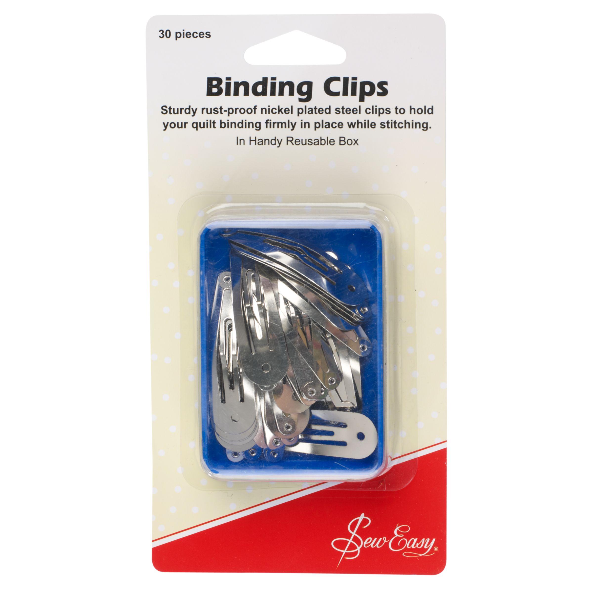 Sew Easy Sew Easy Binding Clips