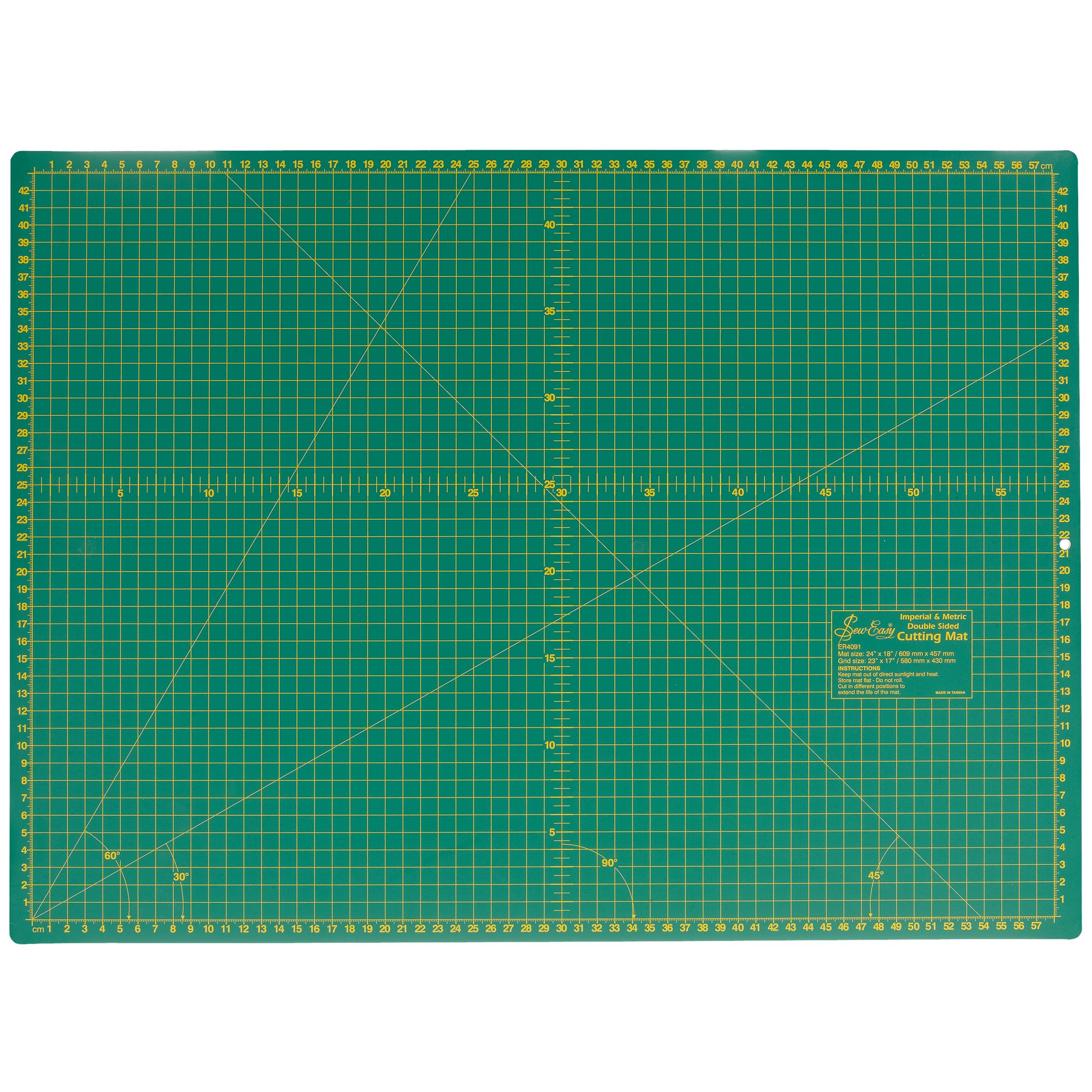 Sew Easy Sew Easy Cutting Mat, 60 x 45cm