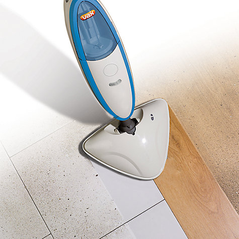 Buy Vax S2 Hard Floor Upright Steam Stick, Blue Online at johnlewis.com