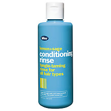 Buy Bliss Lemon & Sage Conditioning Rinse, 250ml Online at johnlewis.com