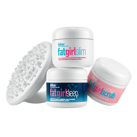 Buy Bliss Fat Girl Slim Treatment Pack Online at johnlewis.com