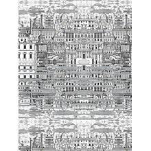 Buy Cole & Son Riflesso Wall Mural, Mono, 77/14051, 140cm x 130cm Online at johnlewis.com