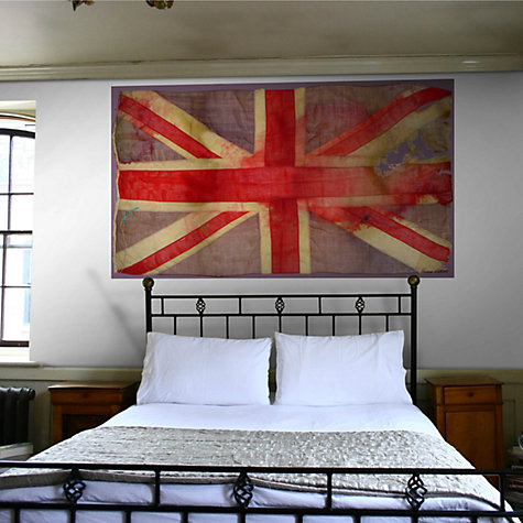 Buy Cole & Son Union Jack Wall Mural, 86/13048 Online at johnlewis.com