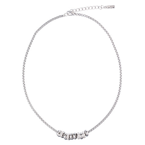Buy Finesse Crystal Ring Necklace Online at johnlewis.com