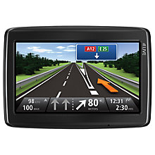 Buy TomTom GO LIVE 825 GPS Navigation System, Europe Maps Online at johnlewis.com