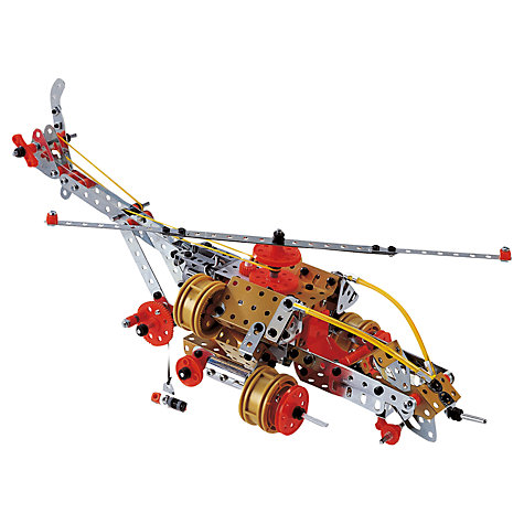 Buy Meccano Multi Models 50 Model Set Online at johnlewis.com
