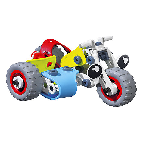 Buy Meccano Build & Play Side Car Online at johnlewis.com