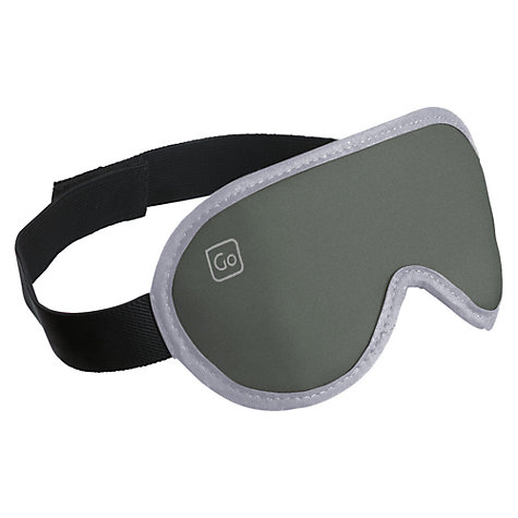 Buy Go Travel The Nightshade Sleep Eye Mask, Black Online at johnlewis.com
