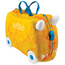 Buy Trunki Dino Rox, Orange Online at johnlewis.com