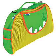 Buy Trunki Dino Tote Bag, Green Online at johnlewis.com