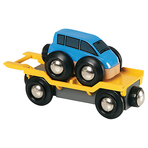 Buy Brio Car Transporter Online at johnlewis.com