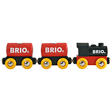 Buy Brio Classic Train Pack Online at johnlewis.com