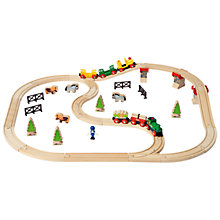 Buy Brio Country Railway Train Set Online at johnlewis.com