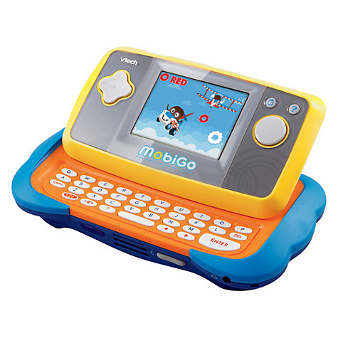 Buy VTech Mobigo with Cars 2 Game Online at johnlewis.com