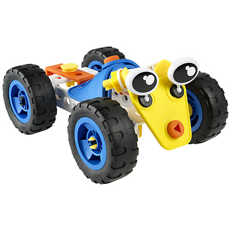 Buy Meccano Build & Play Buggy Online at johnlewis.com