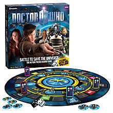 Buy Doctor Who: Battle to Save the Universe Board Game Online at johnlewis.com