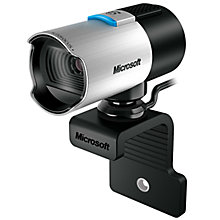 Buy Microsoft LifeCam Studio HD Webcam Online at johnlewis.com
