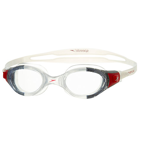 Buy Speedo Futura Biofuse Goggles, Clear Online at johnlewis.com