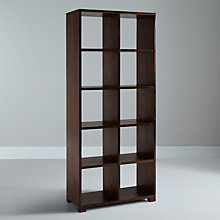 Buy John Lewis Stowaway Double Bookcases Online at johnlewis.com