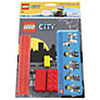 LEGO City 6 Piece Stationery Set, Assorted